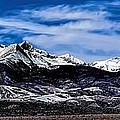 Blanca Mountains Near Fort Garland Colorado by Jon Burch Photography