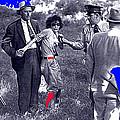 Blanche Barrow Captured July 24 1933 Dexfield Park Missouri  by David Lee Guss