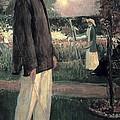 Blanche, Jaques 1861-1942. Jean Cocteau by Everett