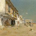 Blanes Beach by Joan Roig i Soler