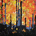 Blaze by Elaine Booth-Kallweit