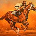 Blazin Fast by Kerry Nelson