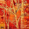 Blazing Autumn by Yolanda Koh
