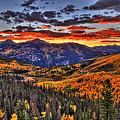 Blazing Fall by Scott Mahon