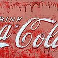 Bleeding Coke Red by David Lee Thompson