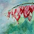 Bleeding Hearts by Mary Benke