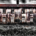 Bleeding House by Marco Oliveira