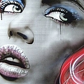 Bleeding Rose by Christian Chapman Art