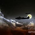 Blenheim Nightfighters by J Biggadike