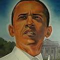 Bless Mr.obama by Joyce Hayes