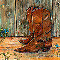 Bless My Boots by Renee Chastant