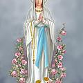 Blessed Virgin by Valer Ian