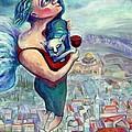 Blessing Over The Wine by Elisheva Nesis