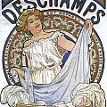Bleu Deschamps by Georgia Fowler