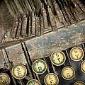 Blick 90 Typewriter by John Magyar Photography