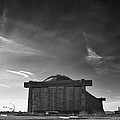 Blimp Hangar At Tustin by Guy Whiteley