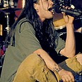 Blind Melon Singer Shannon Hoon by Concert Photos