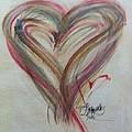 Blissful Heart by Marian Palucci-Lonzetta