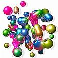 Blobs Of Fun... by Tim Fillingim