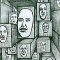Block Head by Richie Montgomery