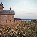 Block Island North West Lighthouse by Skip Willits