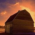 Blocked Sunrise by Bonfire Photography