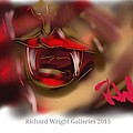 Blood Lust  by Richard Wright Galleries
