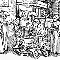 Bloodletting, 1540 by Granger