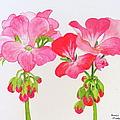 Blooming 1 by Mary Ellen Mueller Legault