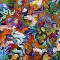 Blooming Joy by Lynda Lehmann
