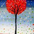 Blossom by Maya Sinnathamby
