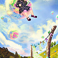Blowing Bubbles by Fairy Tales Imagery Inc