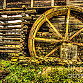 Blowing Cave Mill Est.1880 by George Kenhan