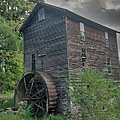 Blowing Cave Mill by Janice Spivey