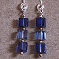 Blucube  150 by Jeannette Scranton