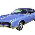 Blue 1967 Buick Riviera by Keith Webber Jr
