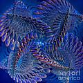 Blue 3 by Deborah Benoit