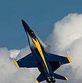 Blue Angel 6 Condensation Climb by John Daly