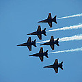 Blue Angels 4 by Aimee L Maher ALM GALLERY