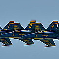 Blue Angels by John Kearns