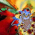 Blue Baby Birth by Miki De Goodaboom