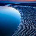 Blue Beach  by Adrian Evans