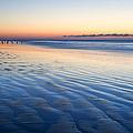 Blue Beach by Matthew Gibson