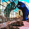 Blue Bear Convention Center 5214 by Jerry Sodorff
