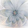 Blue Bloom by Amanda Moore