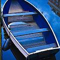 Blue Boat by Casper Cammeraat