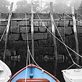 Blue Boat by Kent Becker
