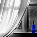 Blue Bottle by Diane Diederich