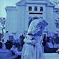 Blue Bride by John Malone