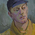 Blue Cap by Diane McClary